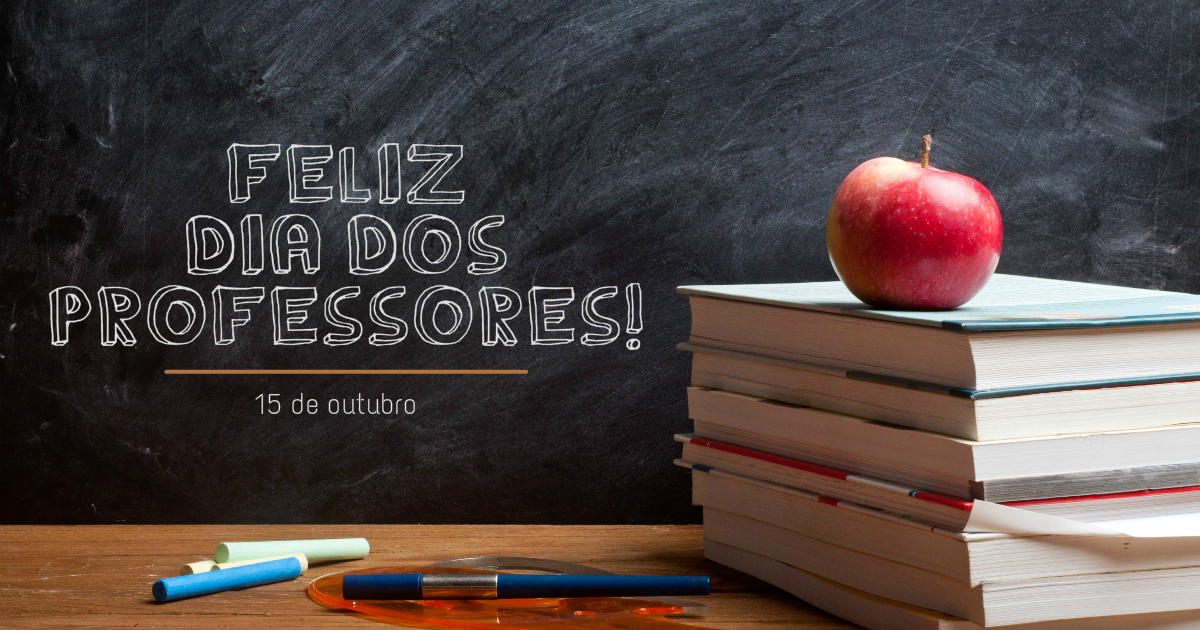 Aos mestres, feliz dia do professor