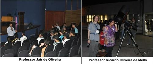 UTFPR: Professores do Campus proferem palestra