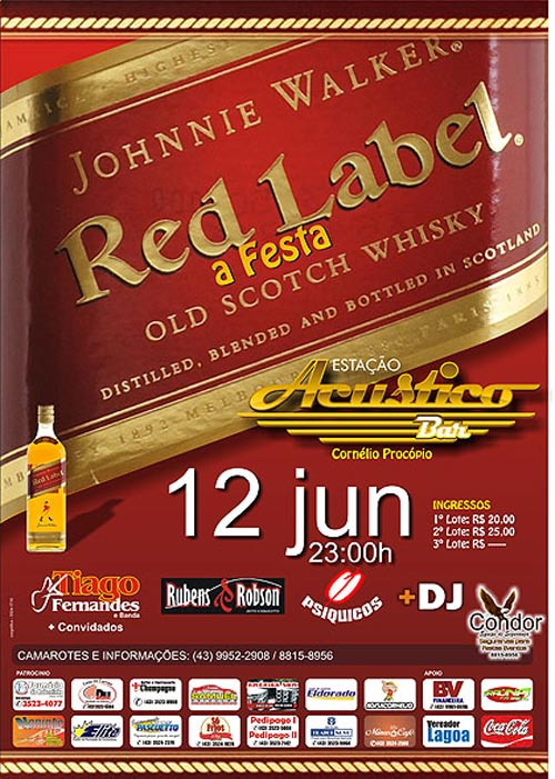 Red Label - 12/06